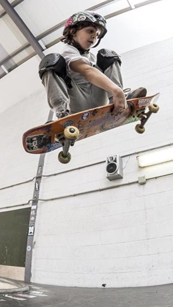 Circuito Nacional de skateboarding