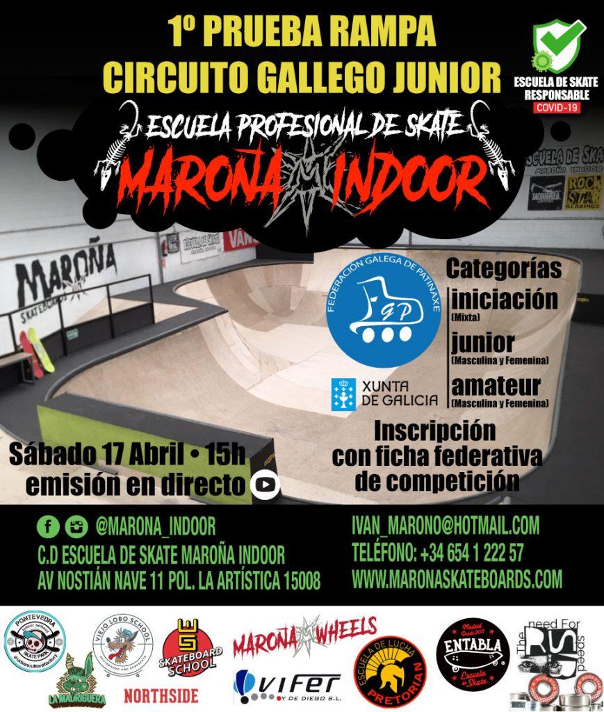 Circuito Gallego Junior 2021