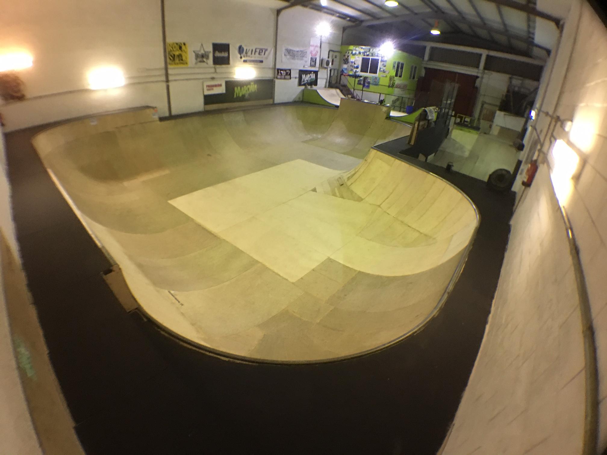 Circuito gallego de skateboarding